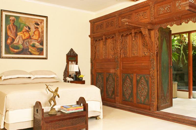 Bedroom with View - Villa Cemara Sanur - Sanur, Bali