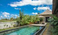 Swimming Pool - Villa Cendrawasih Ubud - Ubud, Bali