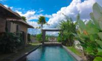 Pool Side - Villa Cendrawasih Ubud - Ubud, Bali