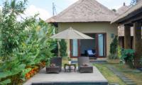 Sun Beds - Villa Cendrawasih Ubud - Ubud, Bali