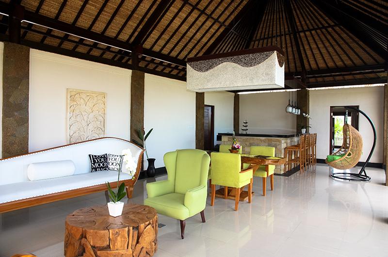 Living Area - Villa Cendrawasih Ubud - Ubud, Bali