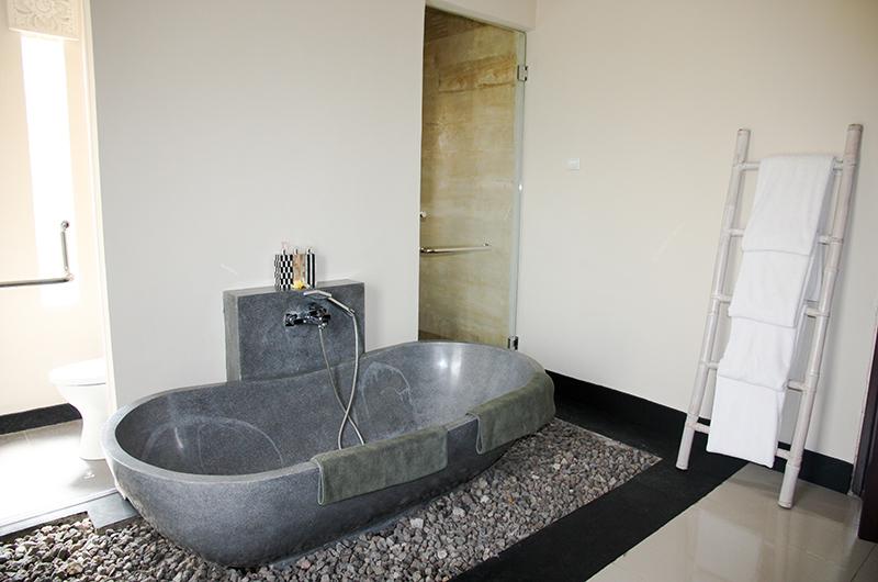 Bathtub - Villa Cendrawasih Ubud - Ubud, Bali