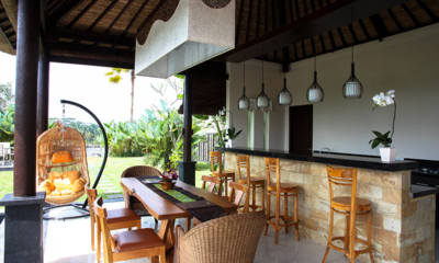 Dining Area - Villa Cendrawasih Ubud - Villa Kasuari 1 - Ubud, Bali