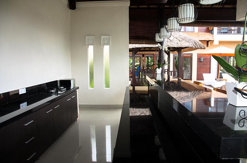 Kitchen Area - Villa Cendrawasih Ubud - Villa Kasuari 1 - Ubud, Bali