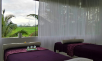Spa with Outdoor View - Villa Condense - Ubud, Bali