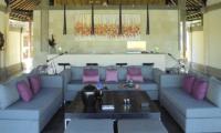 Living Area - Villa Condense - Ubud, Bali
