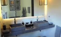 His and Hers Bathroom - Villa Condense - Ubud, Bali