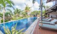 Pool Side - Villa Coraffan - Canggu, Bali