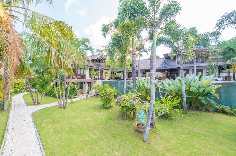 Gardens - Villa Coraffan - Canggu, Bali