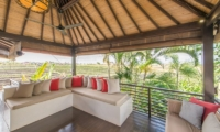 Open Plan Lounge Area - Villa Coraffan - Canggu, Bali