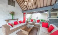 Lounge Area - Villa Coraffan - Canggu, Bali