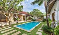 Swimming Pool - Villa Crystal - Seminyak, Bali
