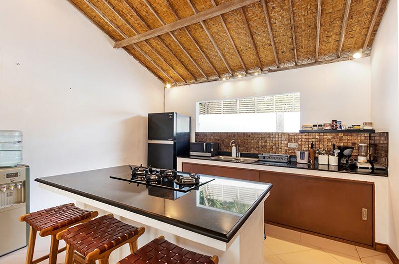 Kitchen Area - Villa Crystal - Seminyak, Bali