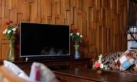 TV Room - Villa Delmara - Tabanan, Bali