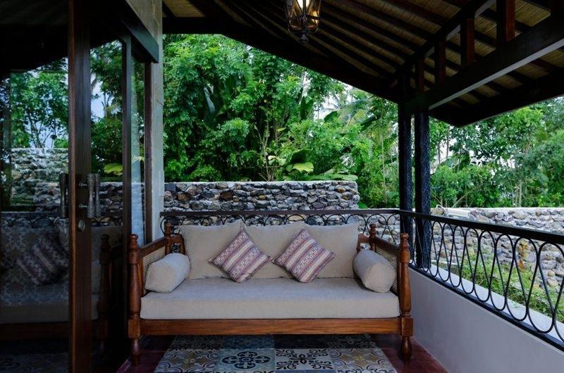 Outdoor Lounge - Villa Delmara - Tabanan, Bali