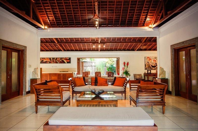Indoor Living Area - Villa Dewata I - Seminyak, Bali