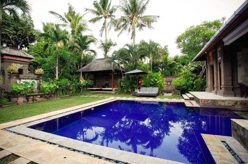Pool Side - Villa Dewata I - Seminyak, Bali