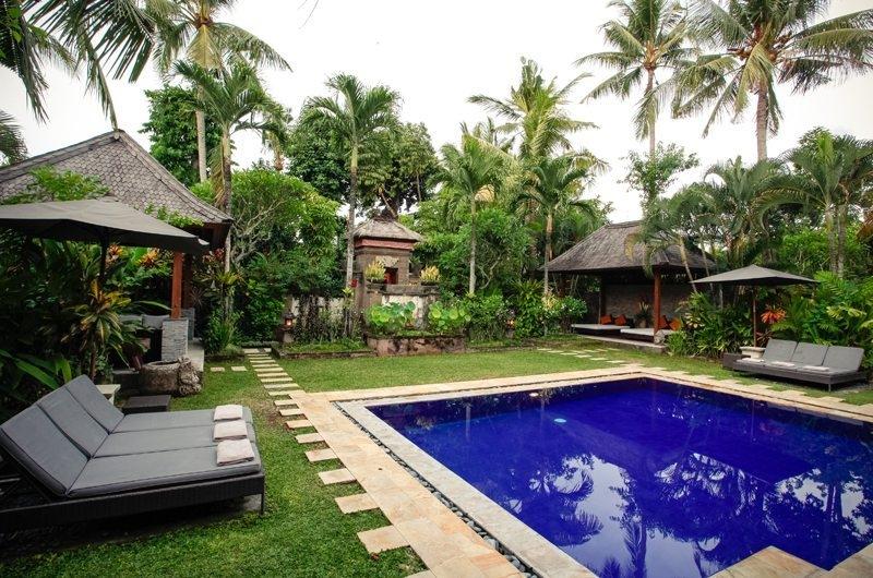 Swimming Pool - Villa Dewata I - Seminyak, Bali
