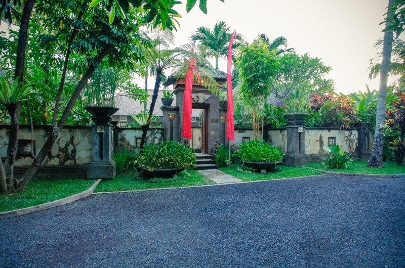 Entrance - Villa Dewata I - Seminyak, Bali