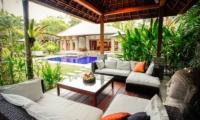 Pool Bale - Villa Dewata I - Seminyak, Bali