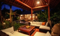 Outdoor Lounge - Villa Dewata I - Seminyak, Bali