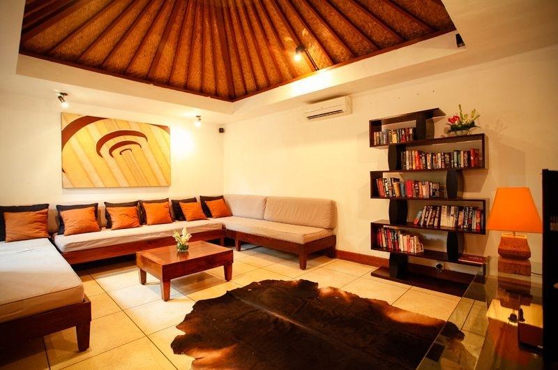 Lounge Area - Villa Dewata I - Seminyak, Bali