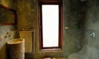 Bathroom with Shower - Villa Dewata I - Seminyak, Bali