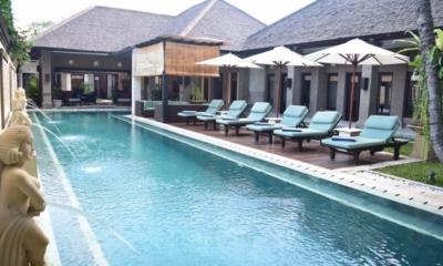 Swimming Pool - Villa Dewata II - Seminyak, Bali