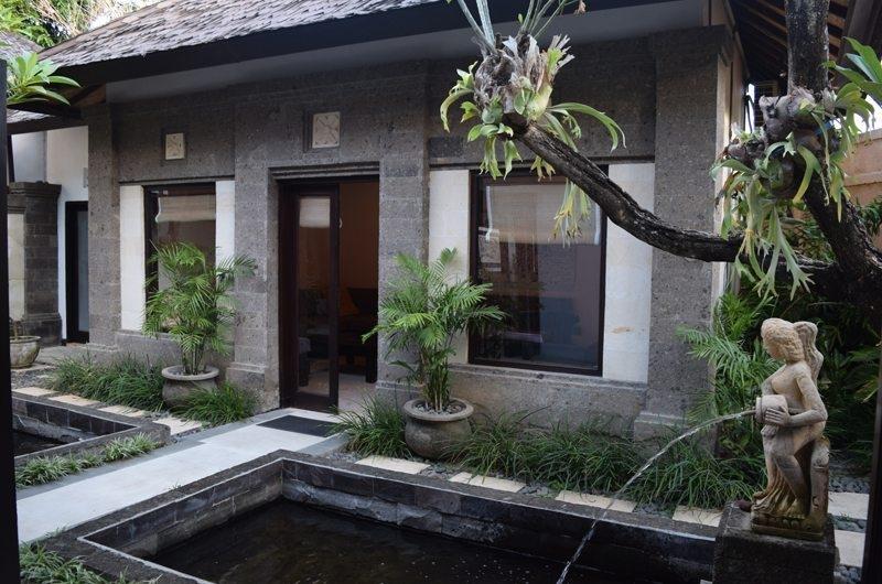 Water Feature - Villa Dewata II - Seminyak, Bali