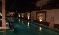 Pool - Villa Dewata II - Seminyak, Bali