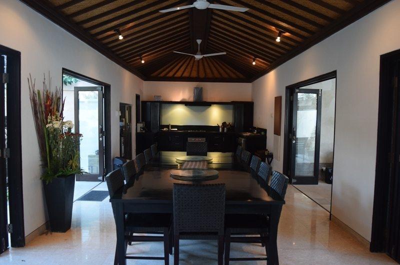 Kitchen and Dining Area - Villa Dewata II - Seminyak, Bali
