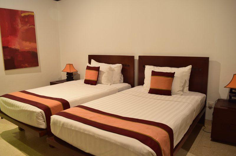 Twin Bedroom - Villa Dewata II - Seminyak, Bali
