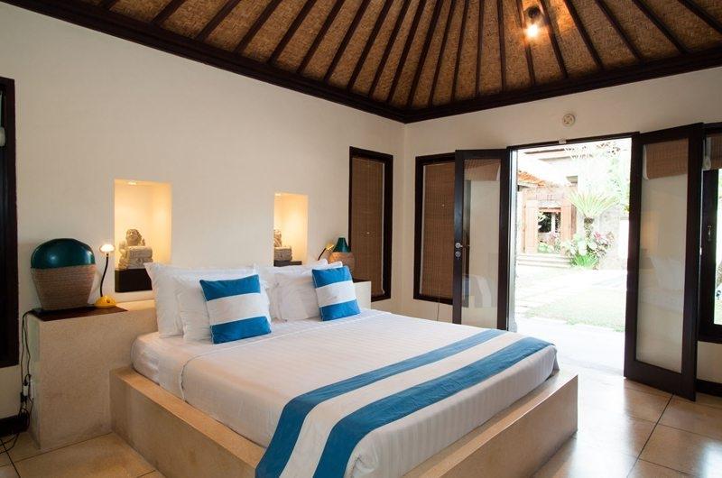 Bedroom with Garden View - Villa Dewata II - Seminyak, Bali