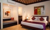 Bedroom with Sofa - Villa Dewata II - Seminyak, Bali