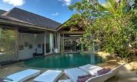Swimming Pool - Villa Djukun - Seminyak, Bali