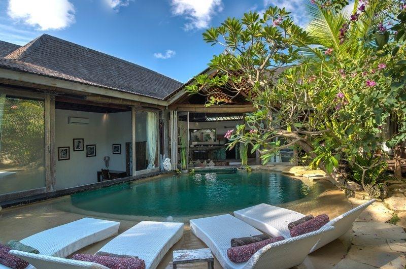 Private Pool - Villa Djukun - Seminyak, Bali