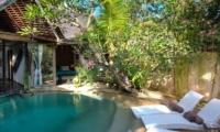 Pool Side - Villa Djukun - Seminyak, Bali