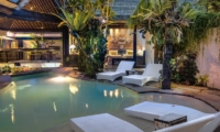 Sun Beds - Villa Djukun - Seminyak, Bali