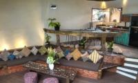 Living Area - Villa Djukun - Seminyak, Bali