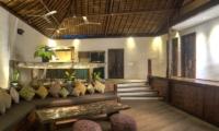 Indoor Living Area - Villa Djukun - Seminyak, Bali