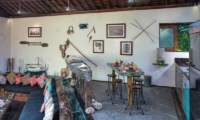 Living and Dining Area - Villa Djukun - Seminyak, Bali