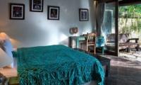 Bedroom with Garden View - Villa Djukun - Seminyak, Bali
