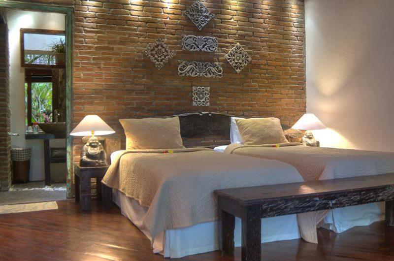 Twin Bedroom - Villa Djukun - Seminyak, Bali