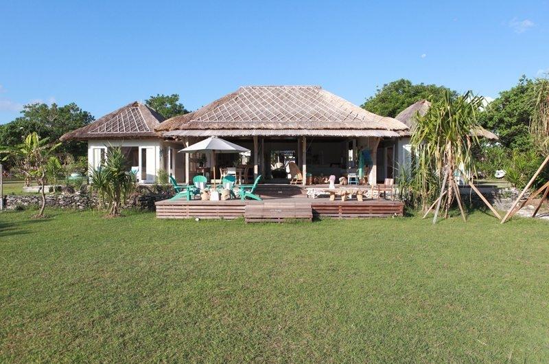 Outdoor View - Villa Driftwood - Nusa Lembongan, Bali