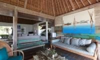 Seating Area - Villa Driftwood - Nusa Lembongan, Bali