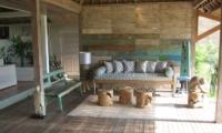 Lounge Area - Villa Driftwood - Nusa Lembongan, Bali