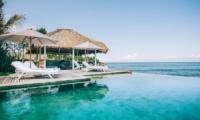 Swimming Pool - Villa Driftwood - Nusa Lembongan, Bali