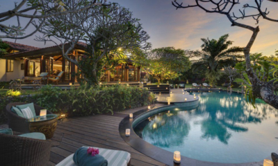 Pool Side - Villa East Indies - Pererenan, Bali