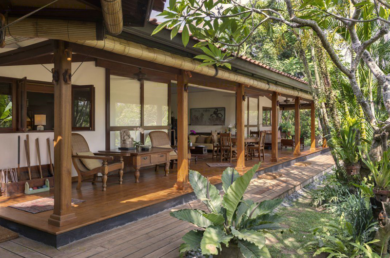 Open Plan Living Area - Villa East Indies - Pererenan, Bali