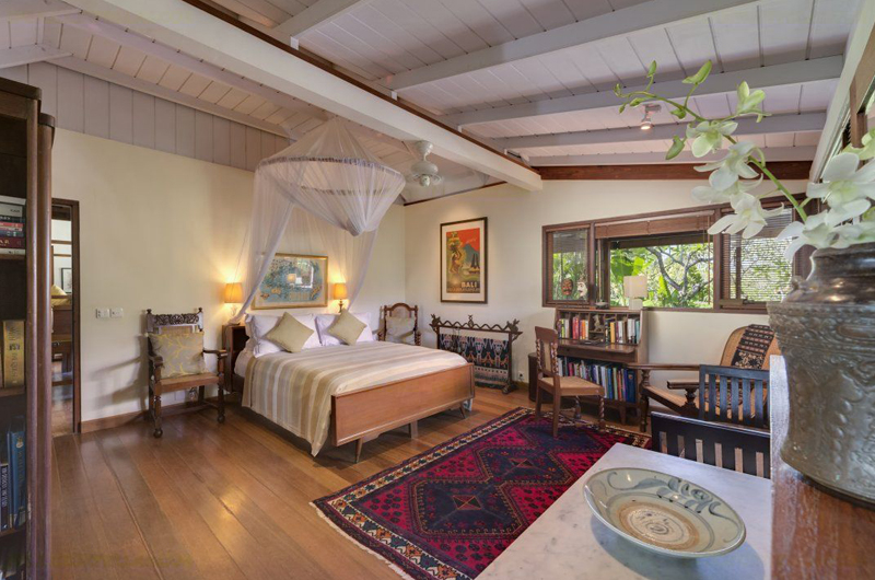 Spacious Bedroom - Villa East Indies - Pererenan, Bali
